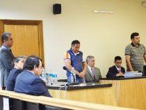Überfall und Ermordung des Geschäftsführers der Kooperative Carlos Pfannl: Freispruch für drei Angeklagte