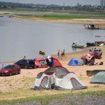 Grenzübergreifende Vorfreude und Campingplätze, die keine sind