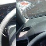 Hitze: Deo-Spraydose explodiert im Auto