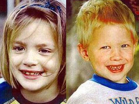 Kinder entführt: Mit zwei Sprösslingen im Gepäck