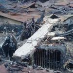 Einzigartige Oldtimer bei Hubschrauberabsturz zerstört