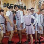 """""""Gay-Parade"""" auf Abschlussball: Es fehlt Stroessner"""