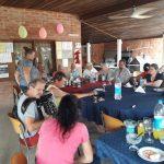 Rosaleda: Feier zum 80. Geburtstag von Uschi