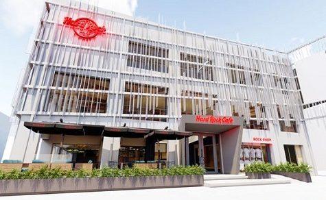 Hard Rock Café wird wiedereröffnet
