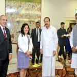 Indien plant, in das Land zu investieren
