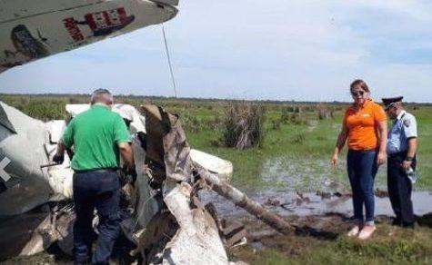 Flugzeugabsturz wohl aufgrund eines Pilotenfehlers zurückzuführen