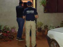 Vier Festnahmen nach Hausdurchsuchungen in Caacupé
