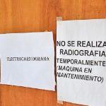 Röntgenapparat zwei Jahre defekt und nie repariert