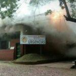 SOS Kinderdorf in Flammen
