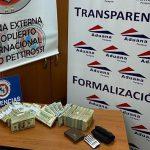 370.000 US-Dollar am Flughafen beschlagnahmt