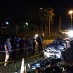 Schwerer Verkehrsunfall: 2 Tote und 9 Verletzte