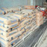 Preis von Zement steigt und steigt