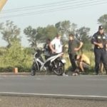 2-Jähriger stirbt nach Motorradunfall