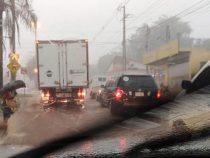 In 30 Minuten 60 Millimeter Regen