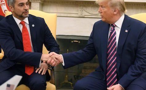 Donald Trump wurde nach Paraguay eingeladen