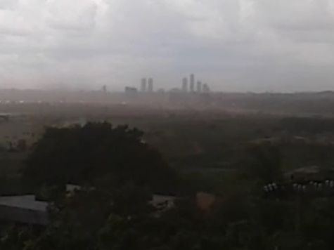 Zweites großes Unwetter übers Land gezogen