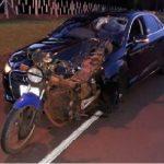 Deutsche in tödlichen Verkehrsunfall verwickelt