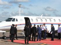 Die paraguayische Air Force One
