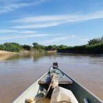 Eine beispiellose Reise über den Fluss