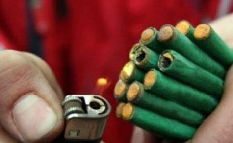 Feuerwerkskörper reißt Kind die Hand ab