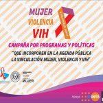 Kampagne: Frauen, Gewalt und HIV