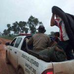 Chaco: Fast verhungert und verdurstet