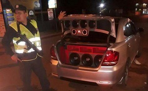 Polizei wird bei Lärmbelästigung einschreiten