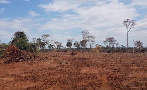 Chaco: Vom eigentlichen Problem abgelenkt