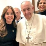 Papst Franziskus hob erneut die Rolle der Frauen hervor