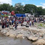 Chaco: Selten so ein Aufkommen
