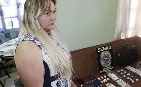 Rechtsanwältin rekrutiert Drogenkuriere