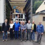 Schweizer Stiftung spendet Krankenhausausstattung