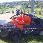 Tragödie: Vater und Zwillinge sterben bei Verkehrsunfall