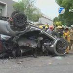 Drei Tote nach schwerem Unfall auf der Transchaco-Route