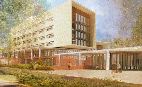 In US-Botschaft soll eine Kaserne integriert werden