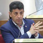 Víctor Ríos will PLRA Vorsitz