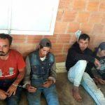 Chaco: Vier Mordverdächtige geschnappt