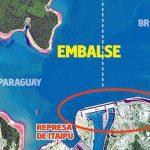 Die niedrigste Energieproduktion von Itaipú in jüngster Zeit