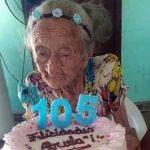 105 Jahre: Liebe, Zuneigung und vor allem Geduld