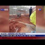 Bauarbeiter stirbt nach Sturz aus 13 Meter Höhe