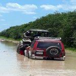 Mehrere Bezirke im Chaco isoliert