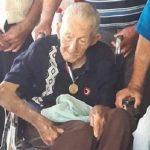 Chaco Krieg Veteran stirbt kurz vor dem 102. Geburtstag