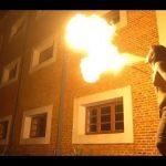 Feuer auf Wasser: Machen Sie mit