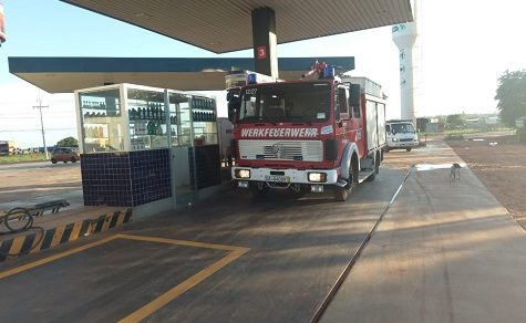 Feuerwehr Carlos Pfannl: Das neue Einsatzfahrzeug ist bereit