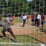 Fußballschule für den Kampf gegen die Sucht