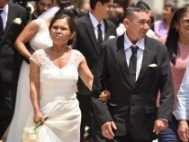 Eine Hochzeit mit 120 Bräuten