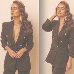 Klischees brechen: Kandidatin für Schönheitskönigin im Hosenanzug