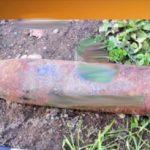 Zwei Schwerverletzte nach Detonation einer Kriegsbombe