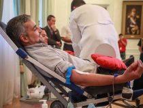 Mario Abdo leidet an Schwäche- und Schwindelanfällen