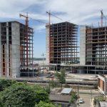 Leichte Änderungen beim neuen Ministerienviertel